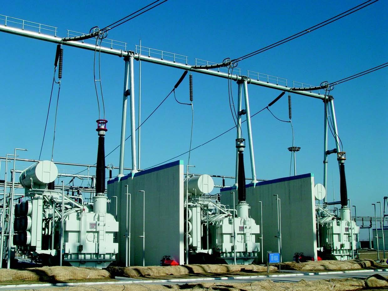 2015中国电力生产结构